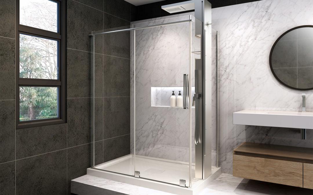 Quadro – Colonne de douche