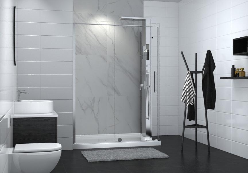 Slim – Colonne de douche
